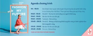 Sustainable textile agenda in Vietnam